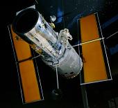 view Model, 1:5, Hubble Space Telescope digital asset number 1