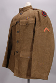 view Coat, Service, Officer, United States Army digital asset number 1