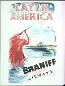view Braniff International Airways Latin America digital asset number 1