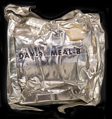 view Space Food, Meal Package, Day 3, Meal B, Apollo 11 (White) digital asset number 1