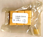 view Space Food, Sugar Cookie Cubes, Apollo 11 (White) digital asset number 1