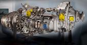 view Pratt & Whitney Canada PW123 Turboprop Engine digital asset number 1