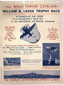 view All Wings Toward Cleveland William B. Leeds Trophy Race digital asset number 1
