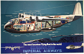 view Imperial Airways The Most Luxurious Flying Boat in the World digital asset number 1