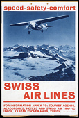 view Swiss Air Lines Speed Safety Comfort digital asset number 1