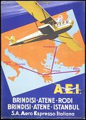 view A.E.I. Aero Expresso Italiano digital asset number 1