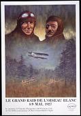view Le Grand Raid de L'Oiseau Blanc 8/9 Mai, 1927 digital asset number 1