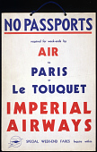 view Imperial Airways No Passports digital asset number 1