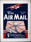 view Use Air Mail to Save Time digital asset number 1