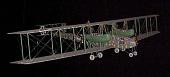 view Model, Static, Zeppelin-Staaken R.IV digital asset number 1