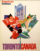 view American Airlines Toronto Canada digital asset number 1