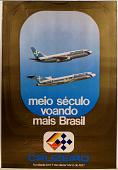 view Cruzeiro Meio Seculo Voando Mais Brasil digital asset number 1