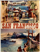 view American Airlines San Francisco digital asset number 1