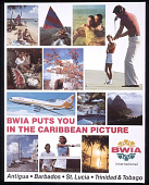view BWIA Puts You In The Caribbean Picture digital asset number 1