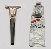 view Razor and Shaving Cream, Apollo 11 digital asset number 1