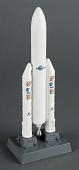 view Model, Rocket, Ariane 5, 1:200 digital asset number 1