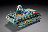 view Tin Toy, Robot, Space Tank digital asset number 1