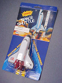 view Toy, Space Shuttle, Friction Powered digital asset number 1