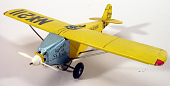 view Toy, Airplane, Lindbergh, King Collection digital asset number 1