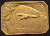 view Medal, Commemorative, Lindbergh, King Collection digital asset number 1
