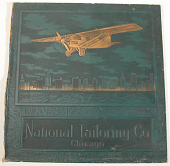 view Book Cover, Advertisement, Lindbergh, King Collection digital asset number 1