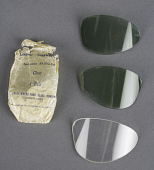 view Lenses, Goggles, Flying, Type AN-6530, United States Army Air Forces or Navy digital asset number 1
