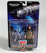 view Action Figure, Babylon 5, Marcus Cole digital asset number 1