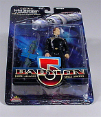 view Action Figure, Babylon 5, Captain John Sheridan digital asset number 1