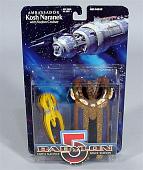 view Action Figure, Babylon 5, Ambassador Kosh Naranek digital asset number 1