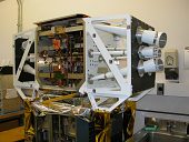 view Receiver, Focal Plane Array, WMAP Satellite Engineering Model digital asset number 1
