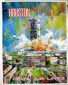 view Delta Air Lines Houston digital asset number 1