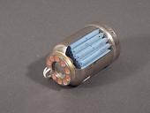 view Rocket Motor, Solid Fuel, Marc 80, Partial Cutaway digital asset number 1