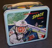 """view Lunch Box, """"Colonel Ed McCauley, Space Explorer"""" digital asset number 1"""