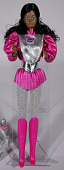 view Doll, Barbie, Astronaut, African American digital asset number 1