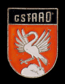 view Pin, Gstaad digital asset number 1