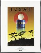 view JCSAT digital asset number 1