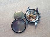 view Chronograph, Schirra, Gemini 6 digital asset number 1