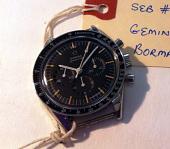 view Chronograph, Borman, Gemini 7 digital asset number 1