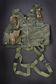 view Vest, Survival, Type CMU-33/P22P-18, United States Marine Corps digital asset number 1