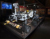view Model, Mars Science Laboratory, Mars Rover Curiosity digital asset number 1