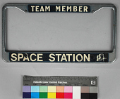 view Frame, License Plate, Space Station Concept, Rockwell Group digital asset number 1