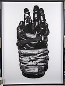 view Apollo Intravehicular Glove, 1990 digital asset number 1