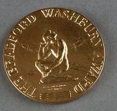 view Medal, Bradford Washburn Award (and case), Sally Ride digital asset number 1