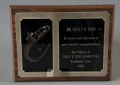 view Plaque, Sally K. Ride Elementary School digital asset number 1