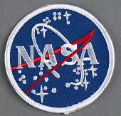 "view Patch, NASA Insignia (""meatball""), Sally Ride digital asset number 1"