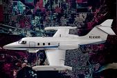 view Model, Learjet 25 digital asset number 1