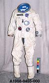 view Pressure suit, G3-C, Armstrong, Gemini 8, Flown digital asset number 1