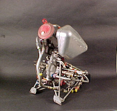 view Rocket Engine, Liquid Fuel, Vernier, Atlas Missile digital asset number 1