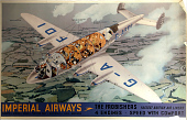 view Imperial Airways The Frobishers, Fastest British Air Liners digital asset number 1