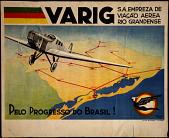 view VARIG Pelo Progresso do Brasil digital asset number 1
